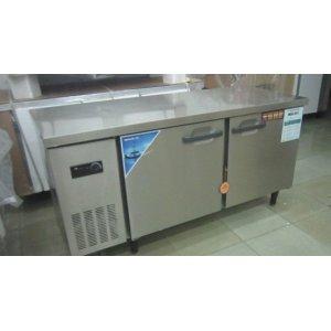 都冰箱银都 冷柜 平冷平 台 雪柜冷冻保鲜冷藏 工作  台 1.